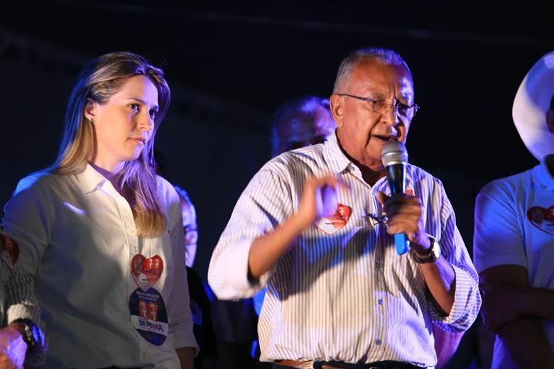 Em Oeiras e região, Dr. Pessoa é aclamado por mais de 40 líderes políticos