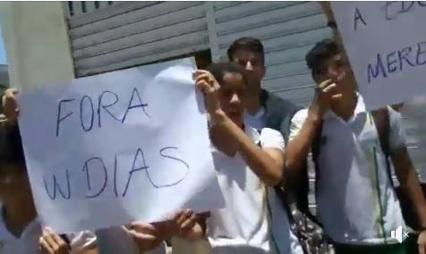 W.Dias e os protestos de setembro