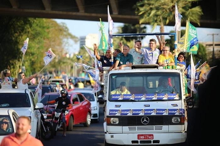 Zona Norte de Teresina recebeu neste sábado a Carreta da Mudança