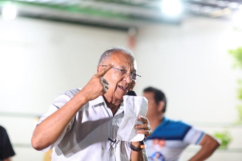 Dr. Pessoa diz que seu governo vai levar dignidade, emprego, saúde e segurança para cidades esquecidas