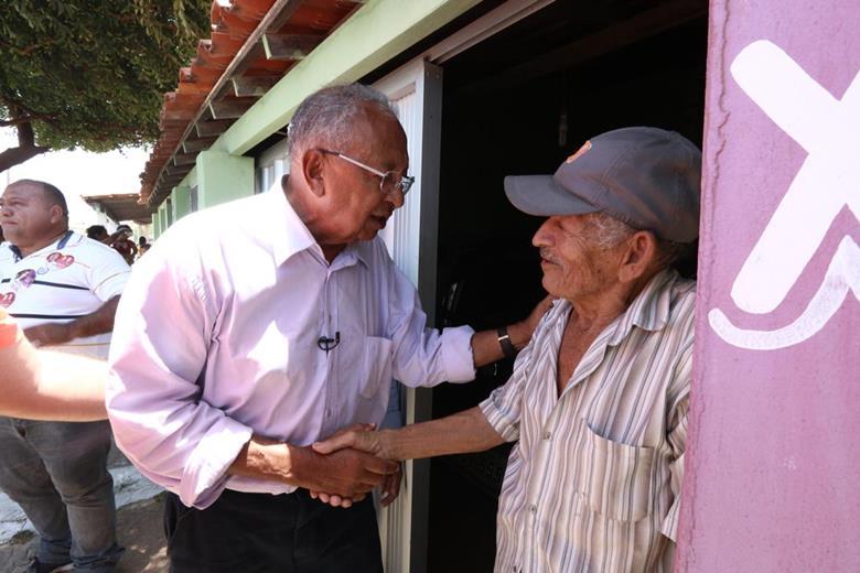 Dr.Pessoa recebe apoio de lideranças ligadas a Themístocles, do MDB