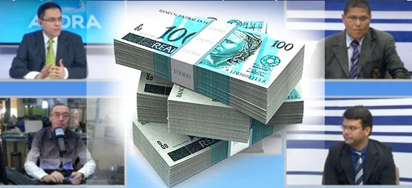 Governo de Wellington Dias fez repasse de R$30 milhões a empresas do grupo Meio Norte