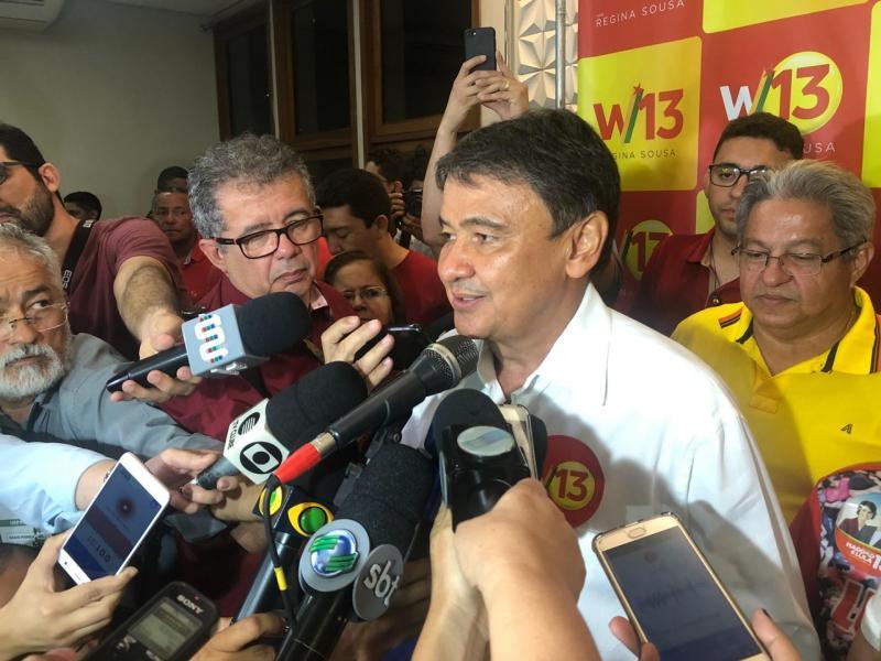 Wellington Dias é reeleito governador do Piauí com mais de 55% dos votos