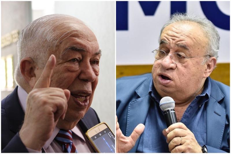 Paes Landim e Heráclito Fortes não conseguem reeleição