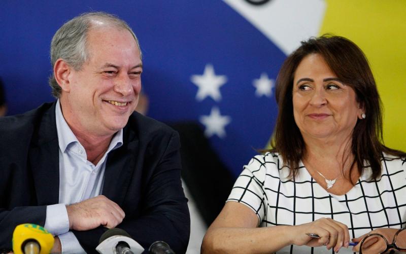 Kátia Abreu sugere renúncia a Haddad e substituição por Ciro na disputa contra Bolsonaro
