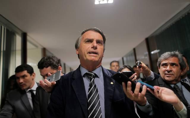 Bolsonaro faz apelo para que eleitores deixem paixões de lado e diz que eleição não é Fla x Flu