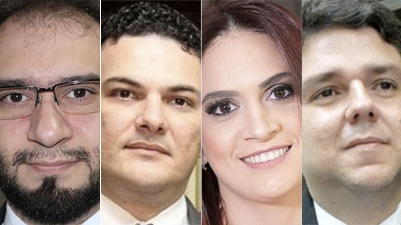 Sai nova pesquisa com os candidatos a presidente da OAB-PI