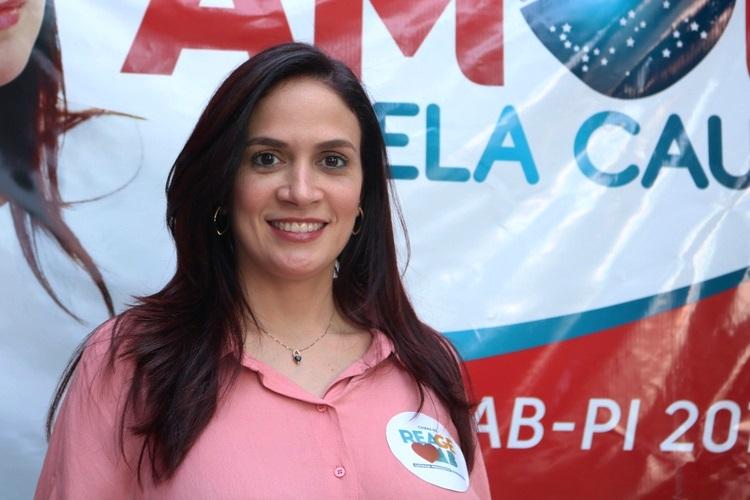 Geórgia Nunes diz que é a única candidatura de oposição na OAB-PI