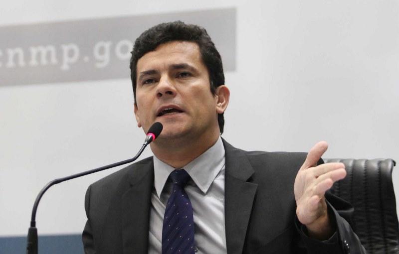 Sérgio Moro quer integrantes da Lava Jato no Ministério da Justiça