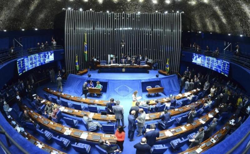 Senado aprova reajuste salaria de 16% para ministros do STF