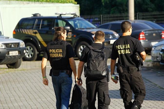 Operação da Policia Federal investiga