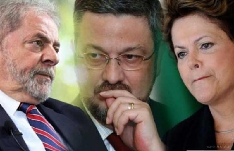Lula, Dilma, Palocci e Mantega viram réus por suspeita de organização criminosa