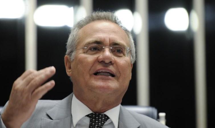 PF rastreia propina para Renan Calheiros na Suíça e o acusa de corrupção