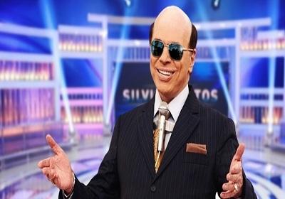 Silvio Santos encomenda máscara para andar disfarçado