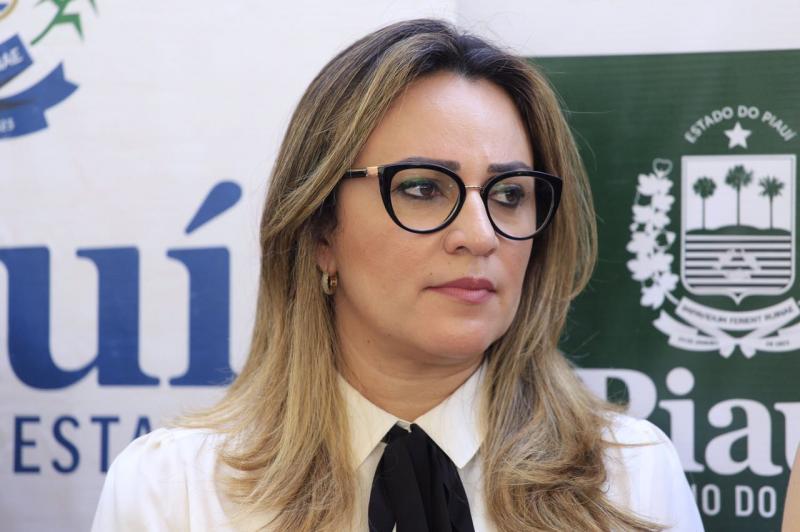 Rejane Dias não volta para a SEDUC no novo governo de Wellington Dias