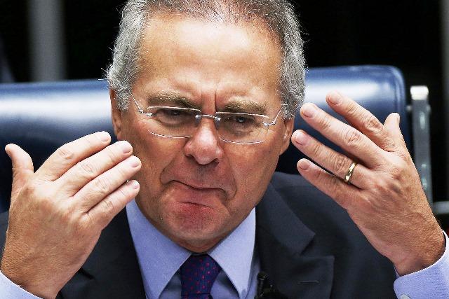 Liminar dificulta planos de Renan Calheiros para o Senado