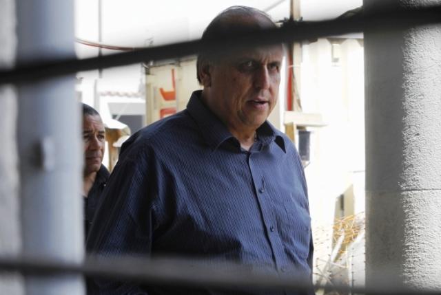 Do Palácio Laranjeiras para uma cela no batalhão da PM em Niterói