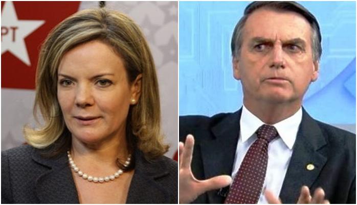 PT declara apoio a Maduro e é criticado por Bolsonaro