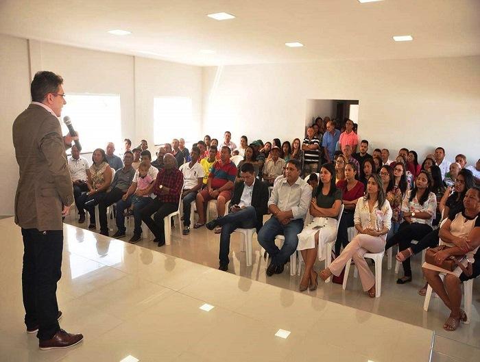 Promotoria Itinerante:promotores de Justiça visitam o município de João Costa