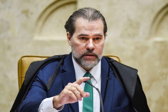 Ministro Dias Toffoli determina votação secreta para Presidência do Senado