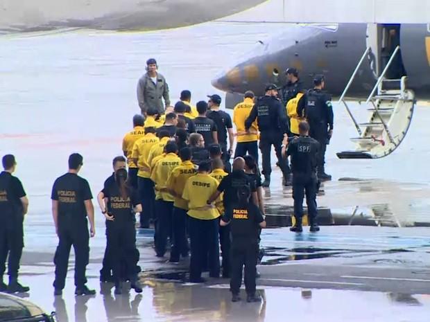 STF mantém decisão que impede retorno de presos federais aos estados