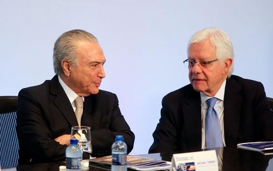 Lava-Jato prende ex-presidente Michel Temer e Moreira Franco