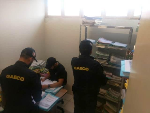 GAECO cumpre 13 mandados de busca e apreensão em seis municípios do Piauí
