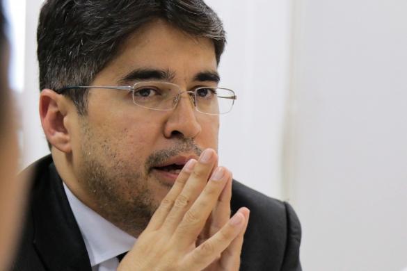 Secretário de Educação do Piauí, Helder Jacobina, deixa  SEDUC