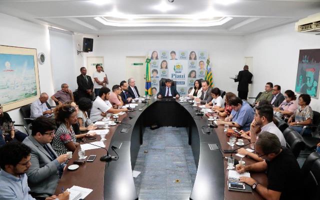 Professores rejeitam proposta de Wellington Dias e greve na Uespi continua