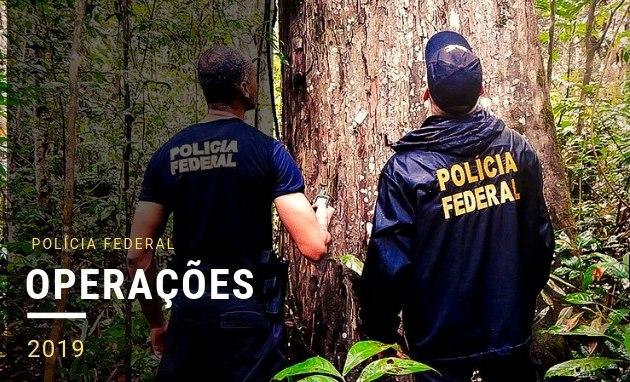 PF: Investigação revela esquema entre servidores públicos da SEFAZ e do IBAMA