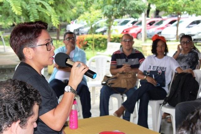 Professores da Uespi decidem continuar movimento grevista por tempo indeterminado