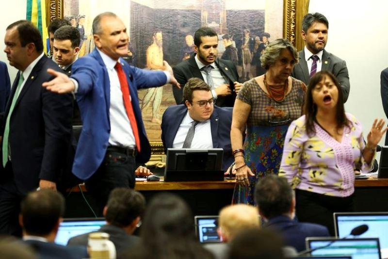 CCJ adia votação da Reforma da Previdência para a próxima semana