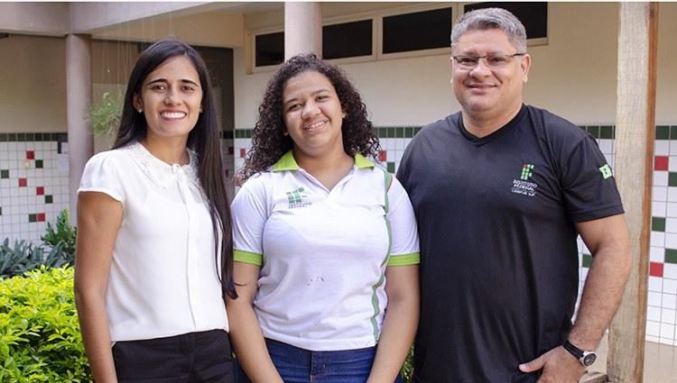 Aluna de São João do Piauí foi selecionada para 2ª fase da Olimpíada Brasileira de Biologia