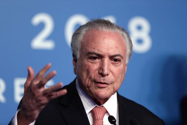 Justiça Federal decide que ex-presidente Michel Temer deve voltar para prisão