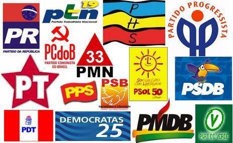 Valor de anistia a partidos políticos pode chegar a 70 milhões