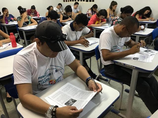 Exame Nacional do Ensino Médio 2019 tem 6,3 milhões de inscritos