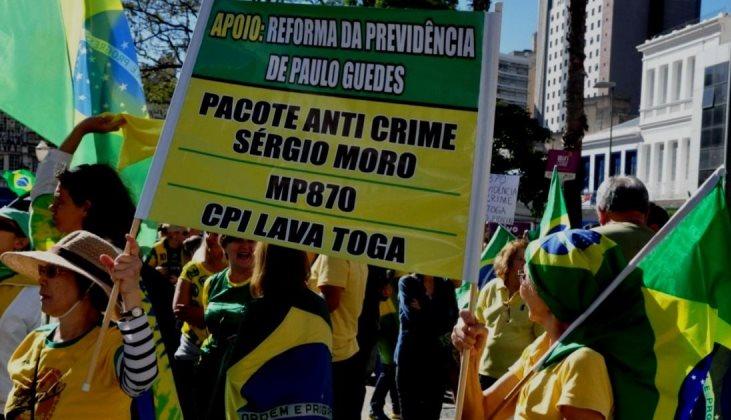 Clube Militar diz que se mudanças forem adiadas haverá pressão e novas manifestações