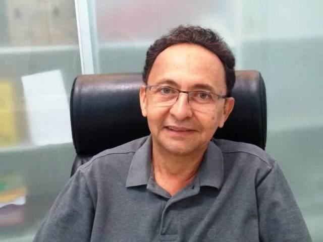 Ednei Amorim deve disputar as eleições em 2020