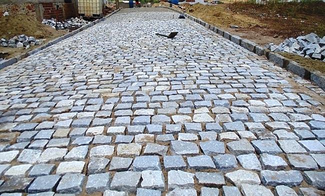 Auditoria detecta sobrepreço em obras de pavimentação executadas pela SEDET