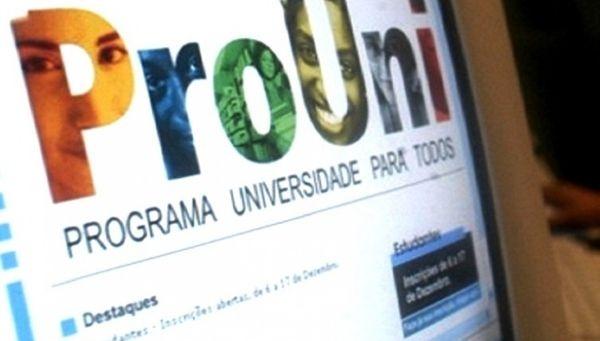 Inscrições para o ProUni começam na próxima terça-feira