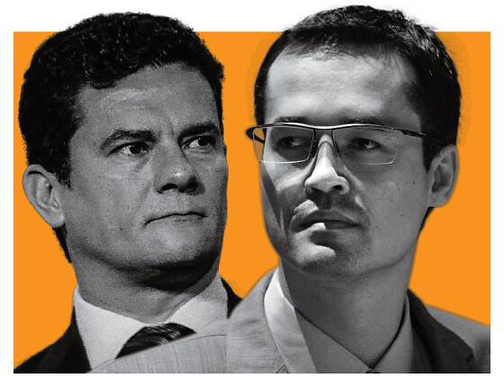 Mensagens comprovam que Moro agiu fora da lei contra Lula