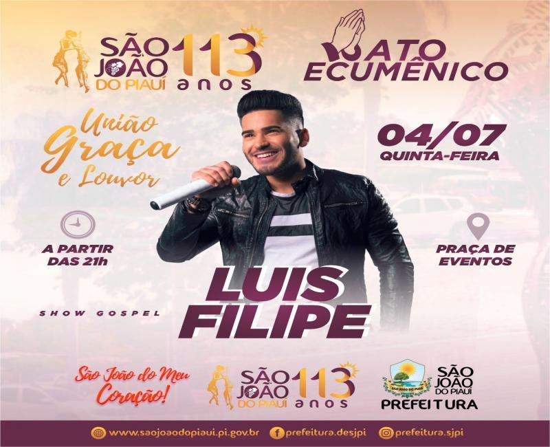 Prefeitura  lança programação de aniversário de 113 anos de São João do Piauí