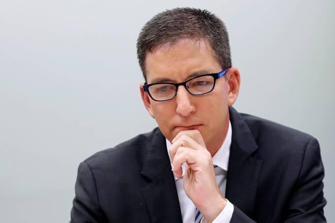 CCJ do Senado marca data para ouvir Glenn Greenwald