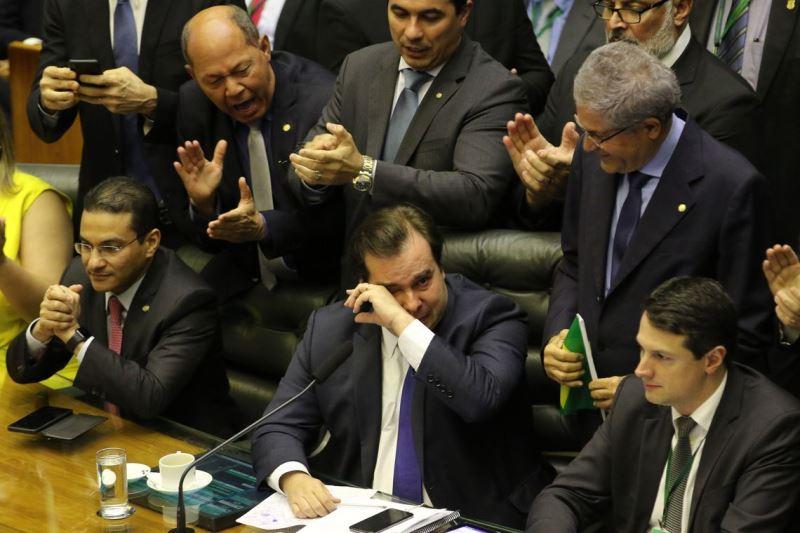 Câmara dos Deputados aprova texto-base da reforma da Previdência