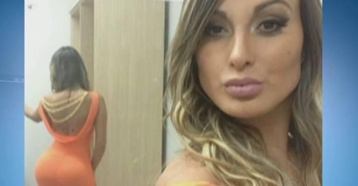 Depois de passar mal, Andressa Urach está na UTI em estado grave