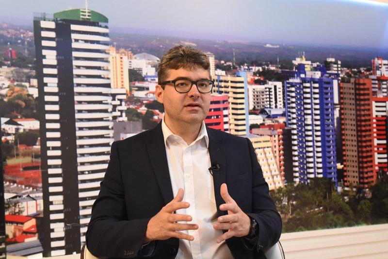 Luciano Nunes diz que PSDB estuda ação contra empréstimos de R$ 1,5 bi