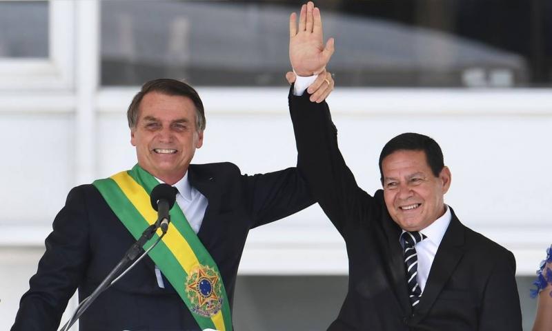 Maioria dos brasileiros quer fim de todos os cargos de vice