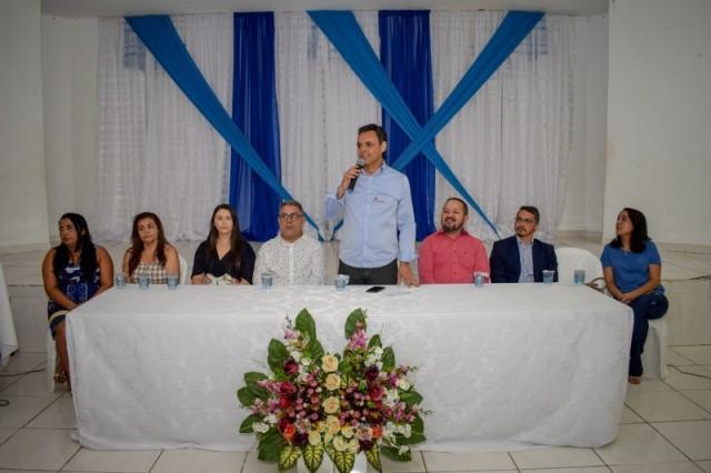 Semana Pedagógica das escolas municipais tem início em São João do Piauí