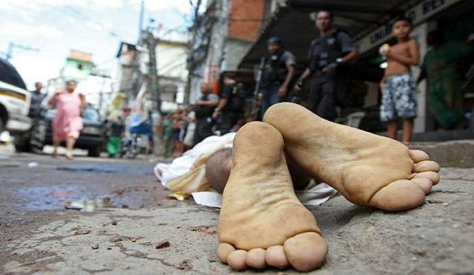Sinpolpi divulga pesquisa de homicídios dos seis primeiros meses de 2019