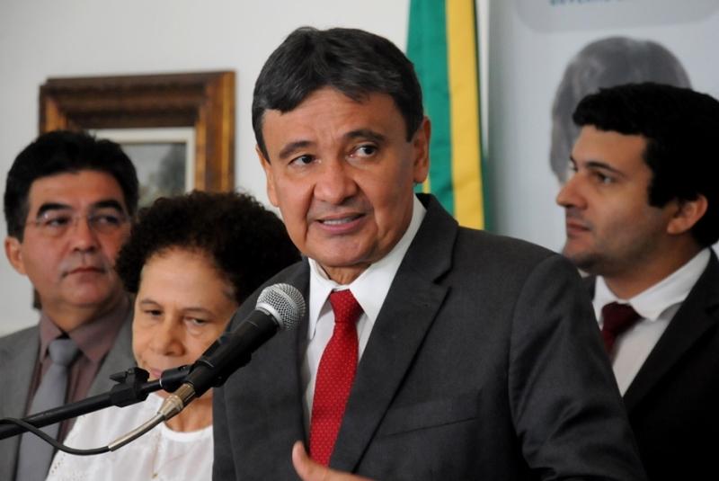 Wellington Dias irá receber o presidente Bolsonaro no aeroporto de Parnaíba